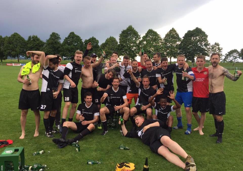 SV Ortenberg erobert Platz 1